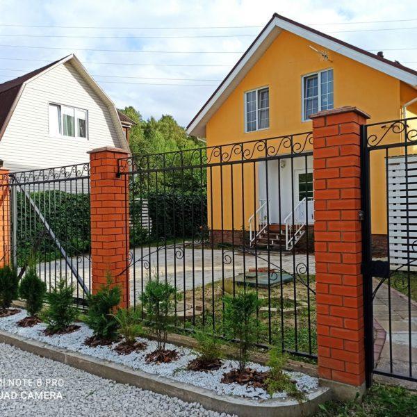 Испанский дом в Москве
