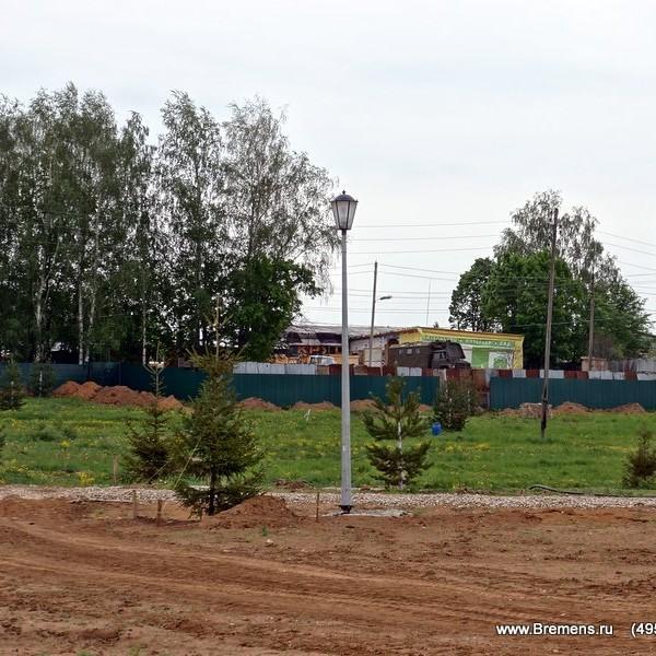 Ход строительства КП Бремен