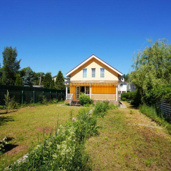 Купить дом в Москве у реки