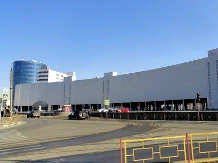 Многофункциональный общественно-деловой и гостиничный комплекс открылся недалеко от Бремена