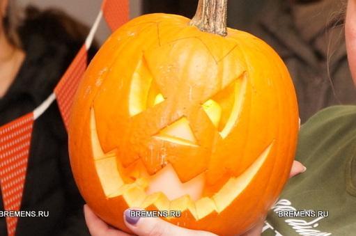 Как отмечали праздник Хэллоуин (Halloween) в поселке таунхаусов Бремен