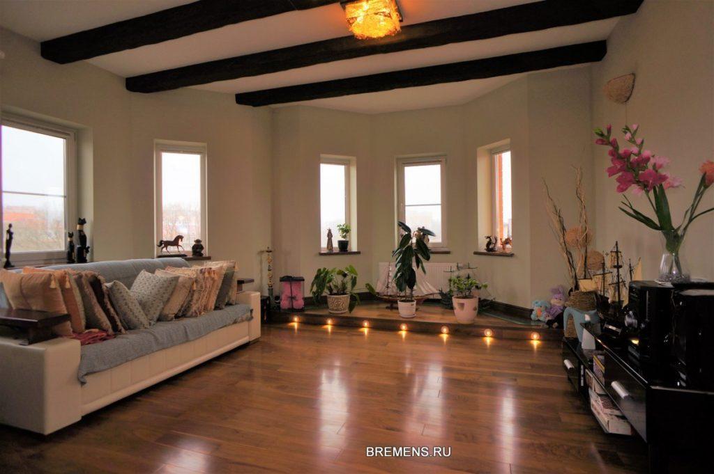 Загородный дом 420 кв.м. в поселке Бремен