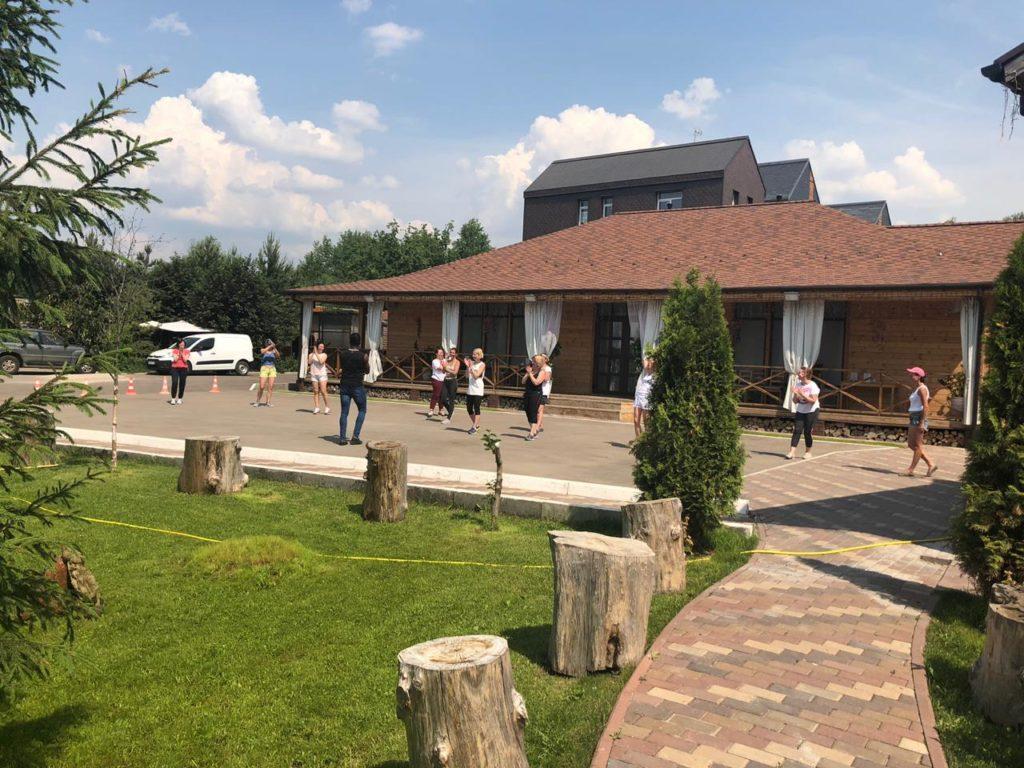 Танцевальный клуб в поселке Бремен - школа латиноамериканских танцев прямо в поселке!