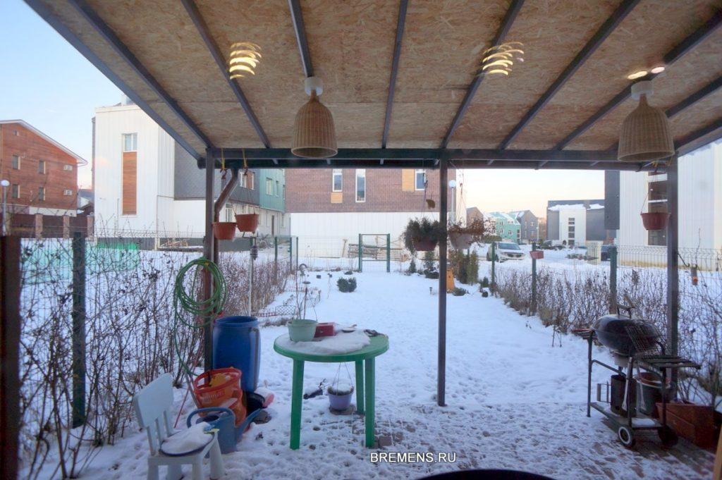 Современный таунхаус в жилом поселке Бремен 165 кв.м.